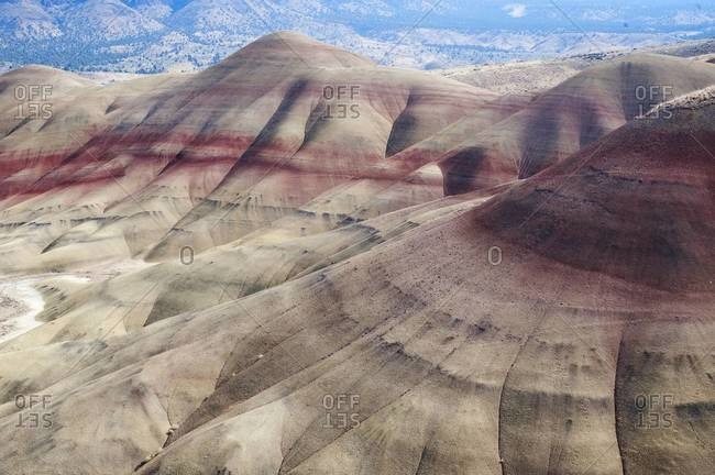 Rolling Hills of the Painted Rocks