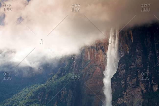 Angel Falls, Canaima National Park, Guayana, Venezuela,