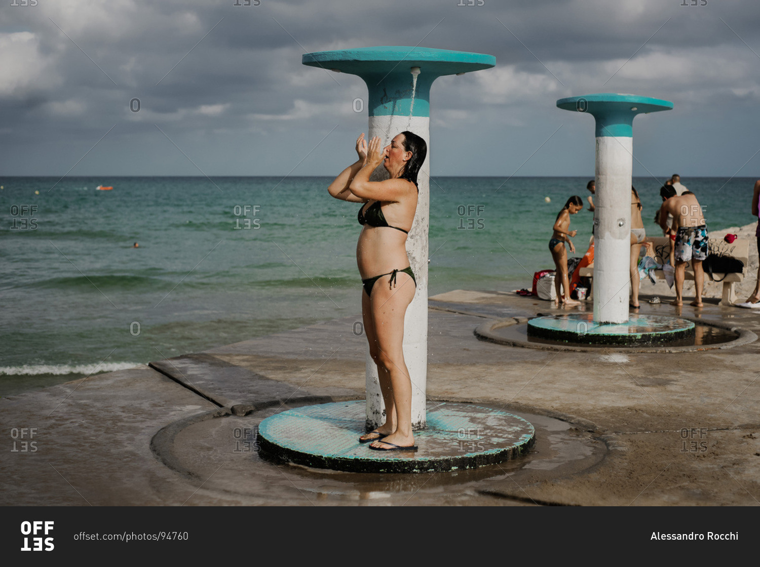 Summer vacation in the pictures of Alessandro Rocchi