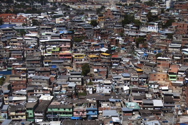 Cityscape of Rio de Janeiro