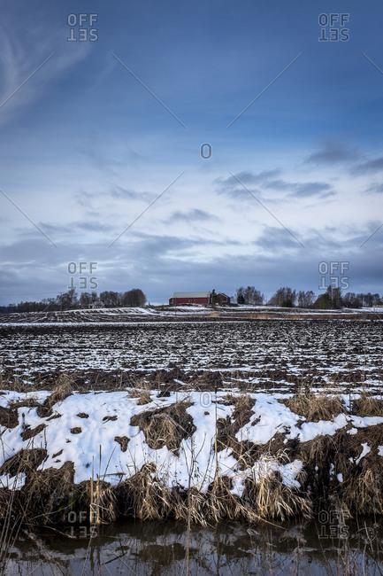 Ditch near field
