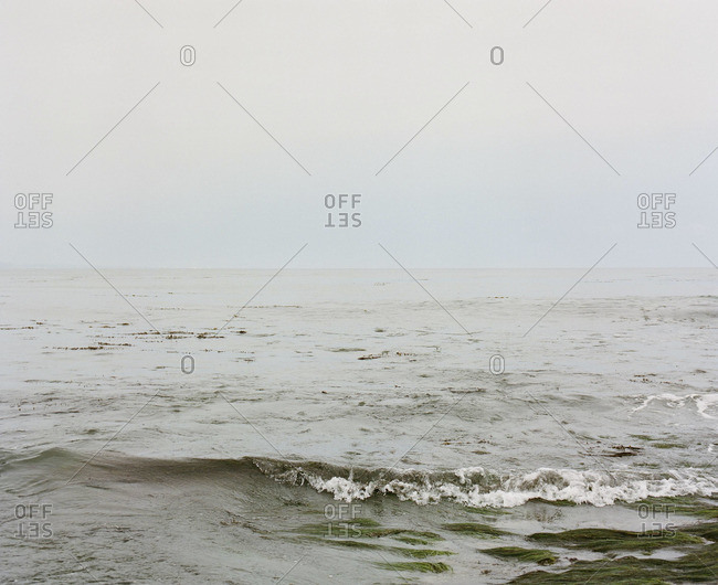 Ripples and waves on a sea
