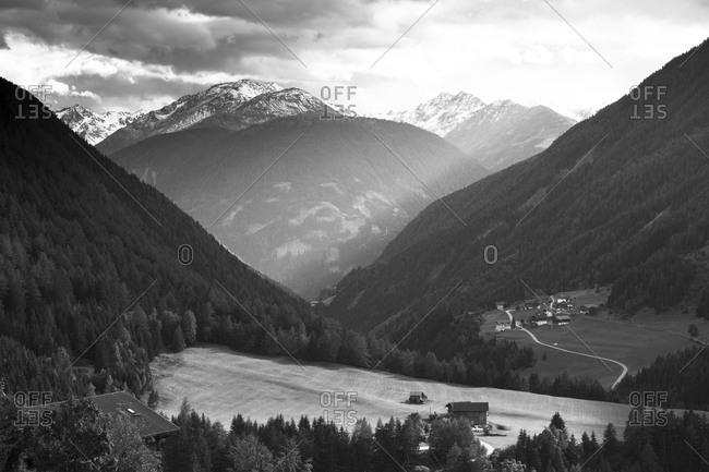 Kals am Grossglockner forest, Tyrol, Austria