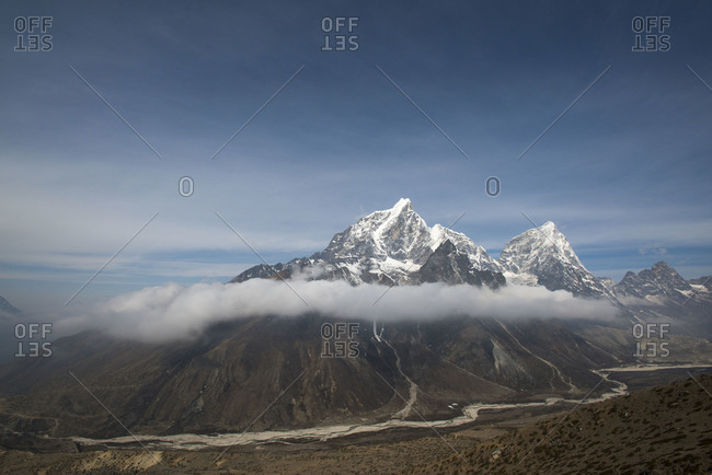 Taboche in the Everest region of Nepal