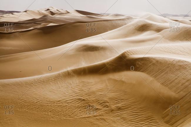 Sand dunes from the Offset Collection