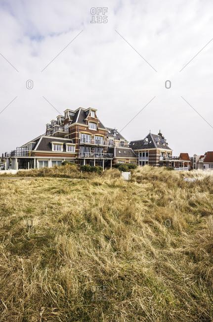 Bathpavilion, Het Badpaviljoen, Domburg, Zeeland, Netherlands