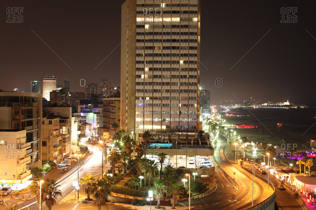Urban nightlife Israel