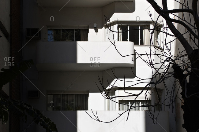 Rationalist Architecture in Buenos Aires, Argentina
