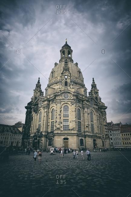 Dresden Frauenkirche, Lutheran church in Dresden