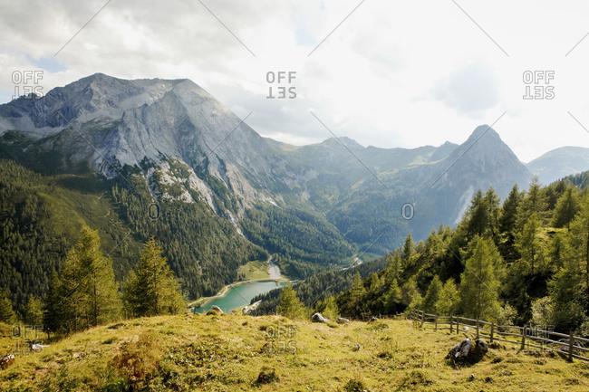 View on Schlierersee