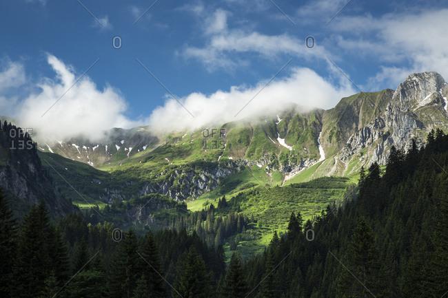 Allgaeu High Alps