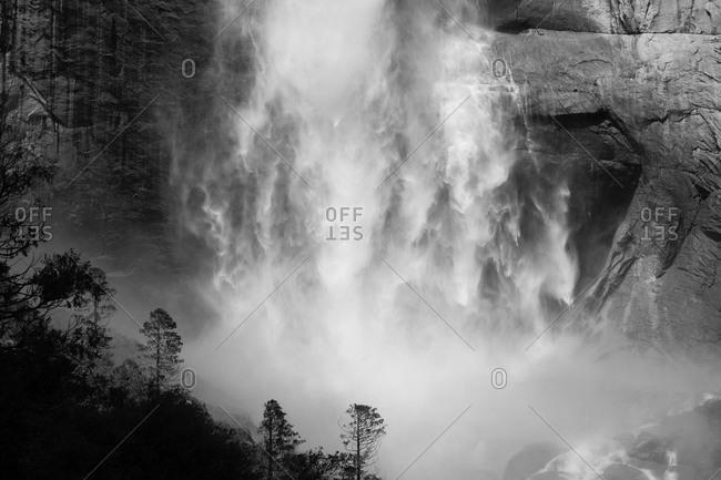 Upper Yosemite Falls, Yosemite National Park, California