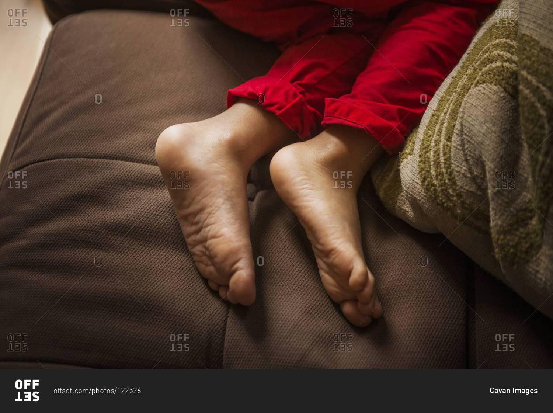 For Sleeping Teen Feet 8