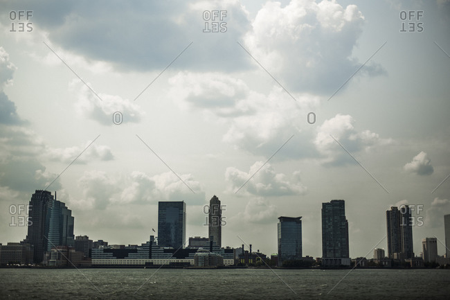Jersey City skyline, New Jersey