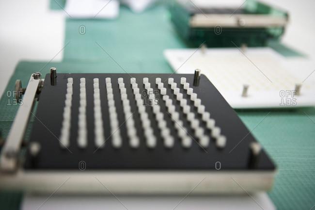 Manufacturing drug preparation apparatus