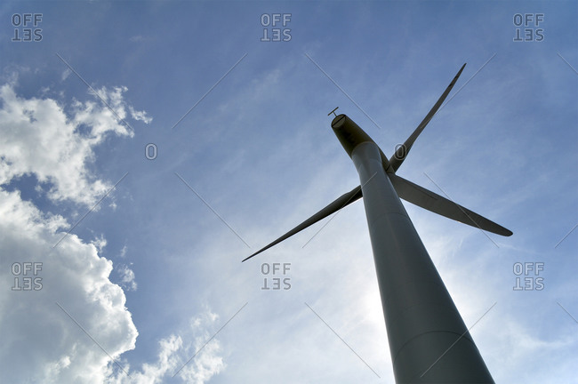 Wind turbine from the Offset Collection