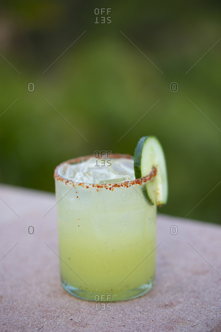 Imanta cucumber margarita