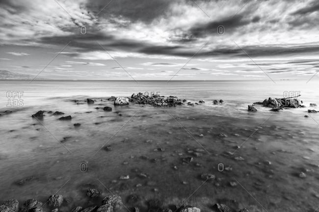 Coast at Antibes