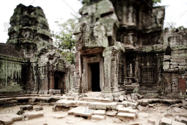 Entrance of Angkor Wat, Angkor, Cambodia
