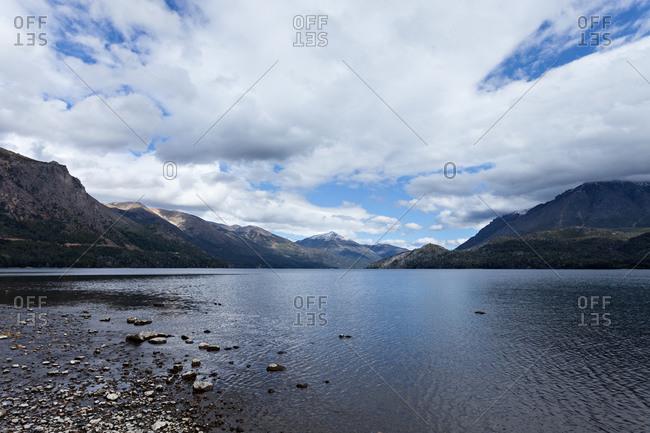 Gutierrez Lake in San Carlos de Bariloche, Argentina