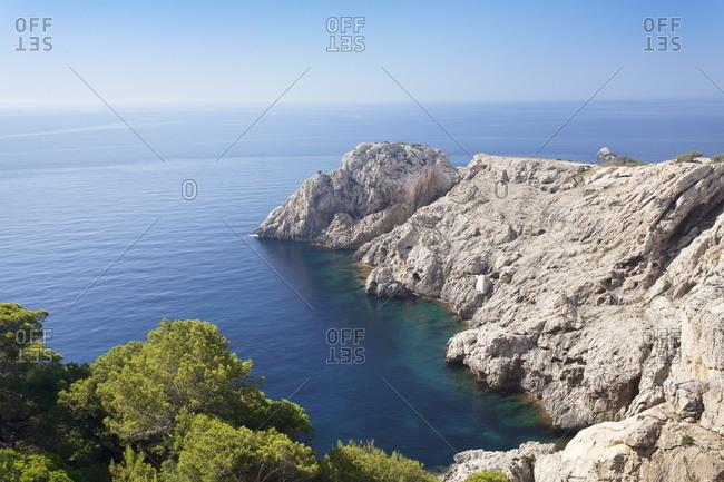 Cap de Capdepera, Majorca's easternmost point, near Cala Ratjada, Majorca (Mallorca), Balearic Islands (Islas Baleares), Spain