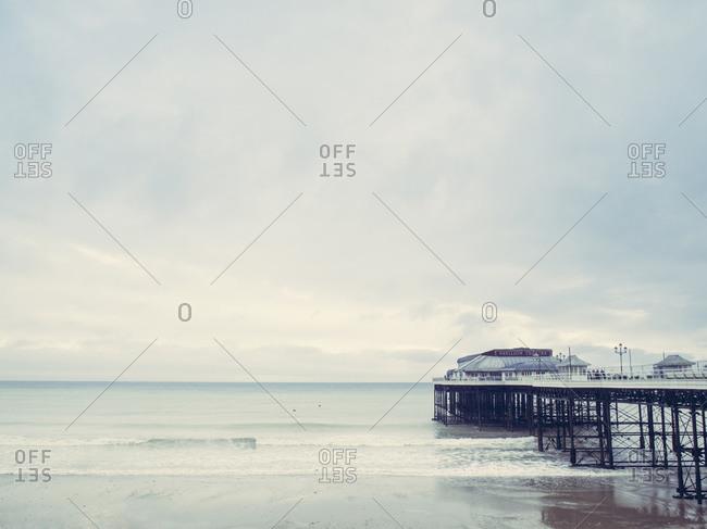 Cromer Pier, Norfolk, England, UK