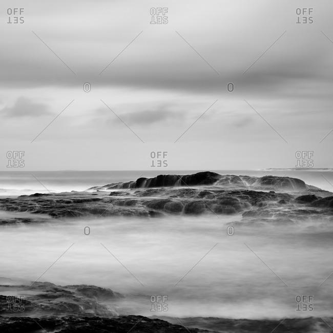 Sea in the morning, Shirahama, Wakayama Prefecture, Japan