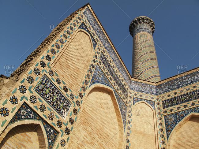 Gur Emir (tomb of Timur)