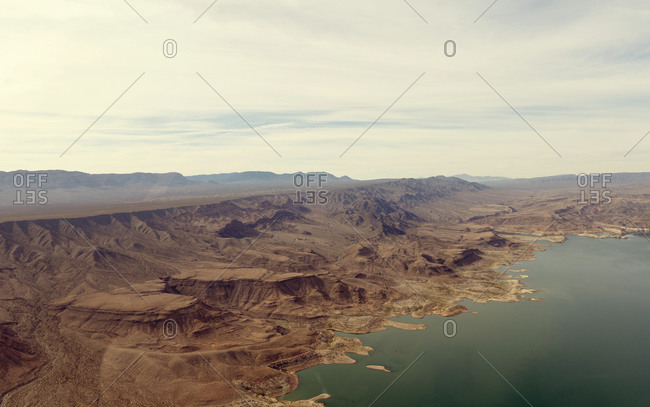 The Grand Canyon and Lake Mead