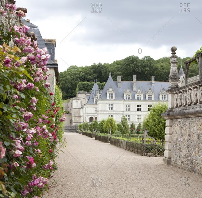 Chateau de Villandry, located in France