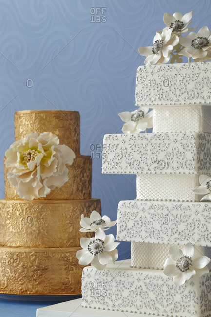 Two formal cakes