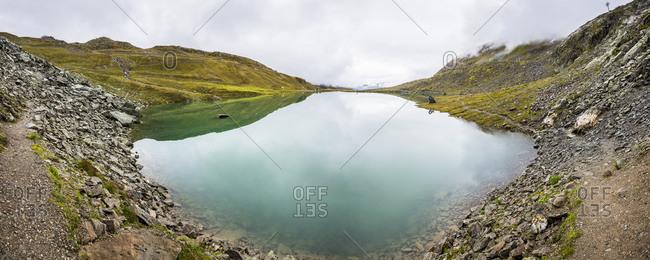 Kauner Valley, Weisssee Lake