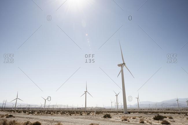 Desert wind farm - Offset Collection