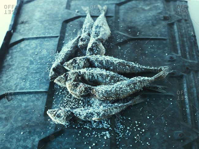 Salted Dried Portuguese fish