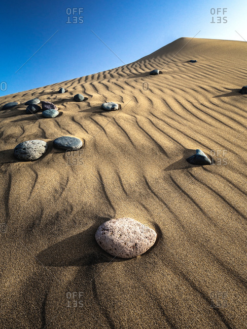 Maspalomas Beach in Gran Canaria, Canary Islands
