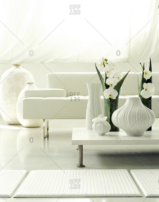 Living room interior - Offset Collection