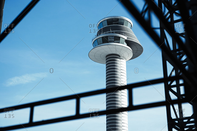 Air control tower - Offset Collection