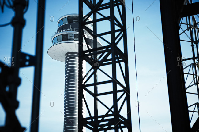 Air control tower and tower