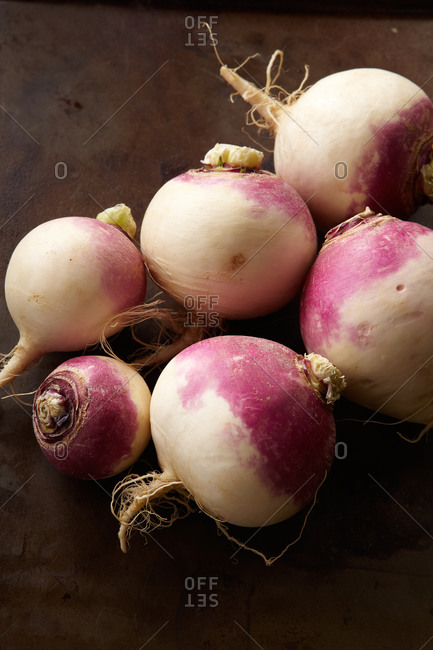 Turnips without their greens - from the Offset Collection