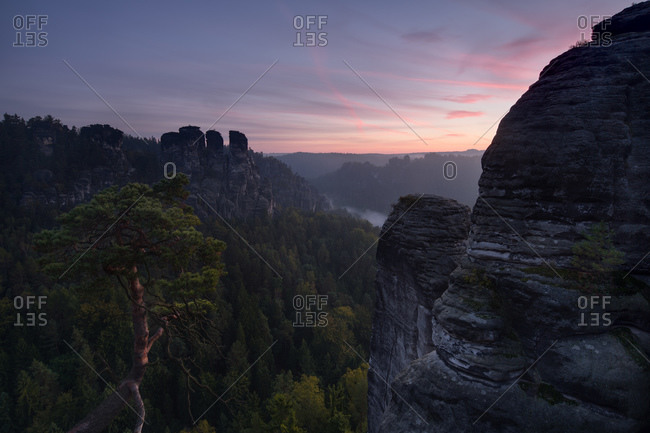 Bastei national park