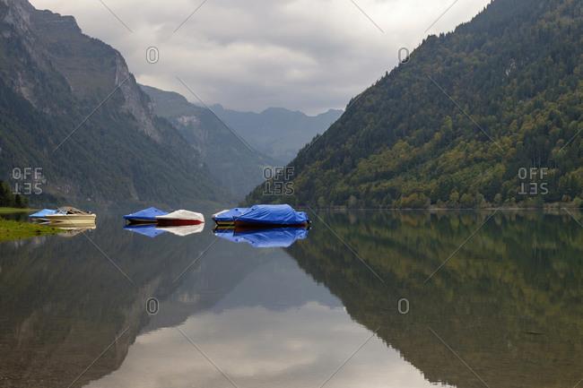 Lake Kloentalersee