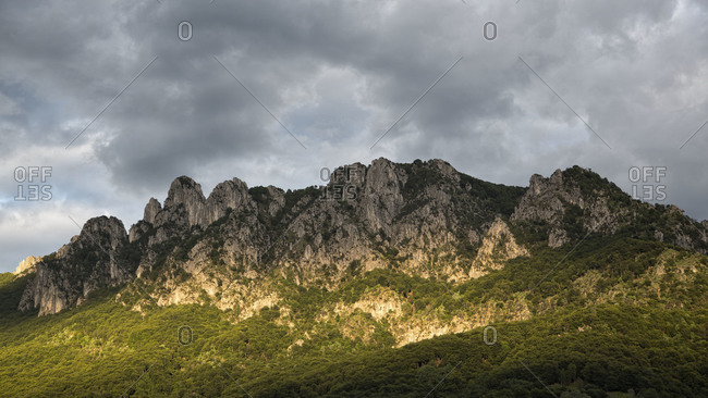 Mountain Denti della Vecchia in  Switzerland