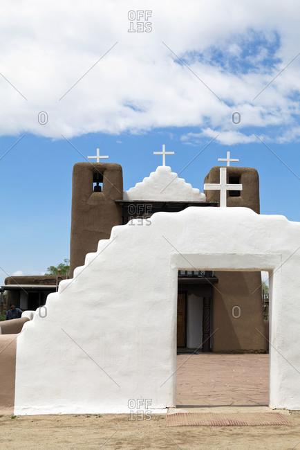 San Geronimo Chapel in New Mexico