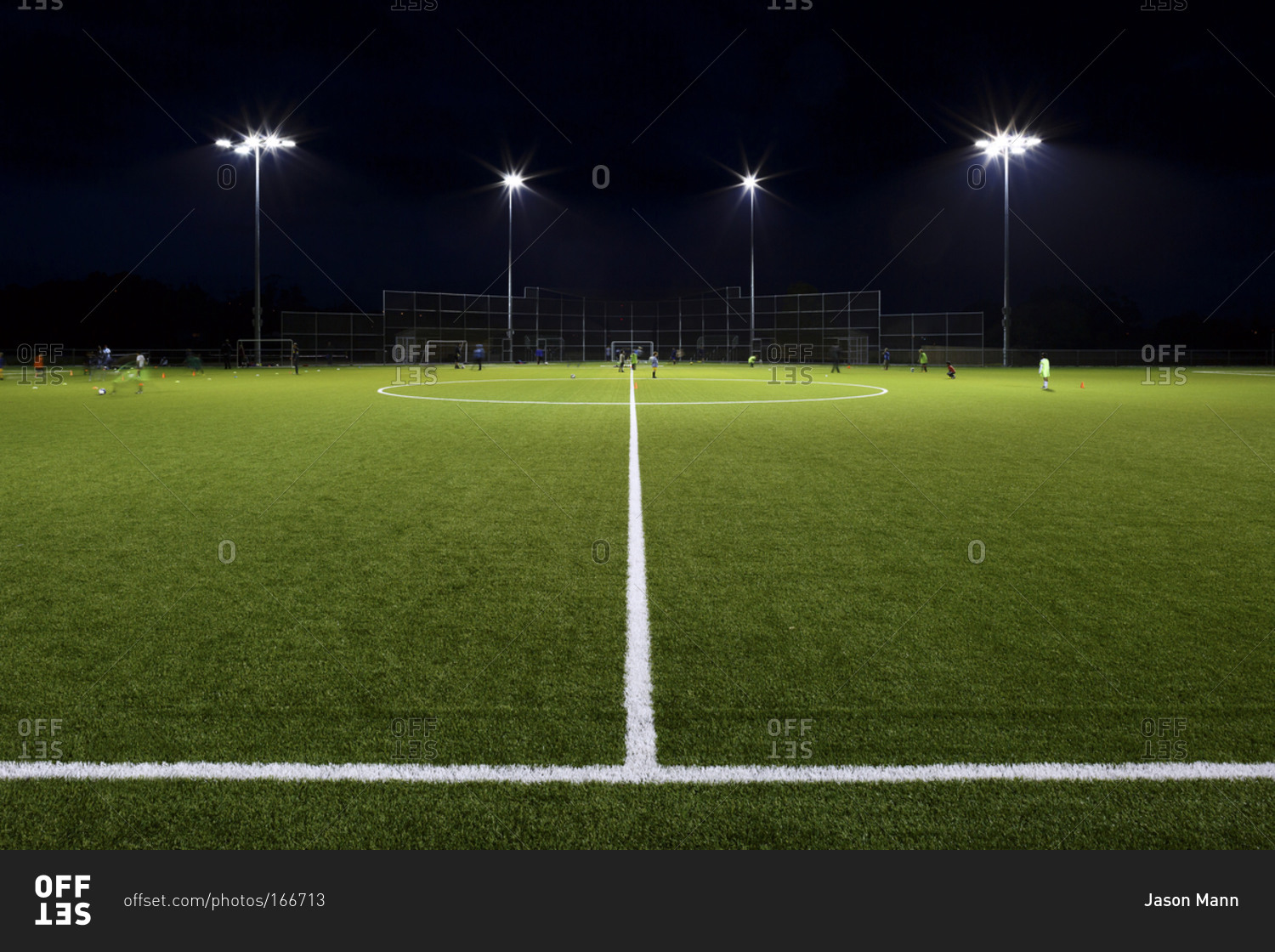 Soccer Field Photography At Night | www.pixshark.com ...