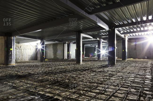 building interiors stock photos - OFFSET