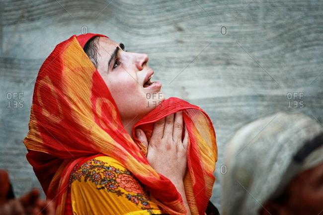 Lal Shahbaz Qalandar Stock Photos Offset