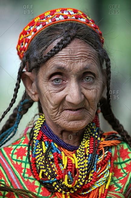 May 15, 2013: Old Woman of Kalash