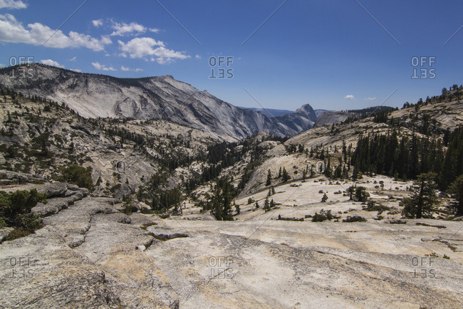 Tuolumne Meadow in Yosemite National Park
