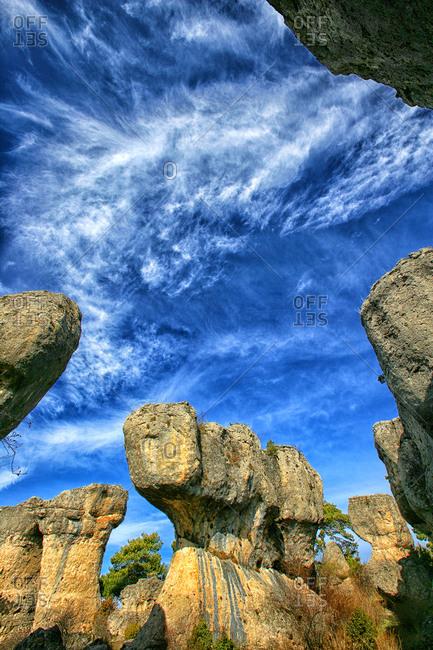 Natural Park of the Serrania de Cuenca The Majadas