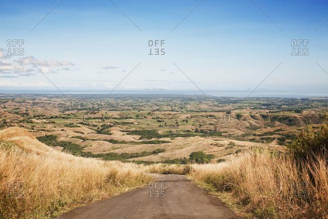 Landscape in Nausori, Fiji - Offset